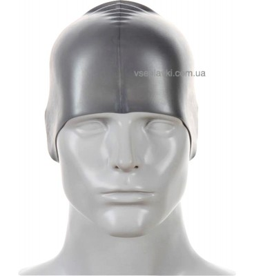 Шапочка для плавания Diezi PHJM01-grey
