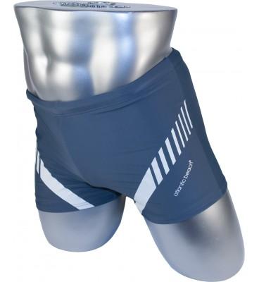 Мужские плавки 79331 боксеры серый