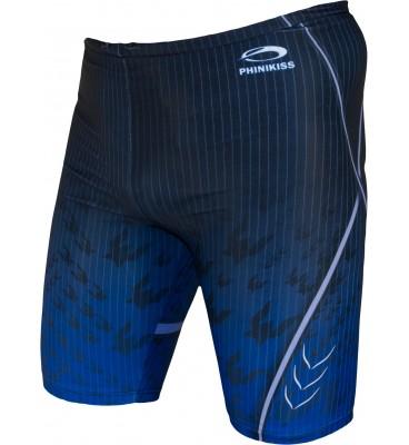 Мужские плавки PH-20013-01 стартовые джаммеры синие