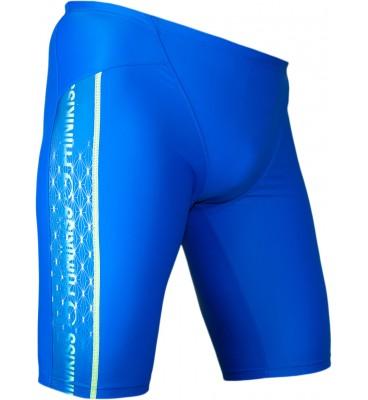 Мужские плавки PH-20001 стартовые джаммеры голубой