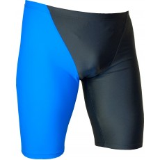Мужские плавки PH-20010 стартовые джаммеры черный/голубой