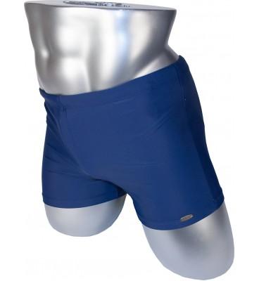 Мужские плавки DZ-119 боксеры синий