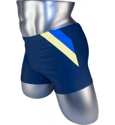 Мужские плавки 13-155 боксеры синий