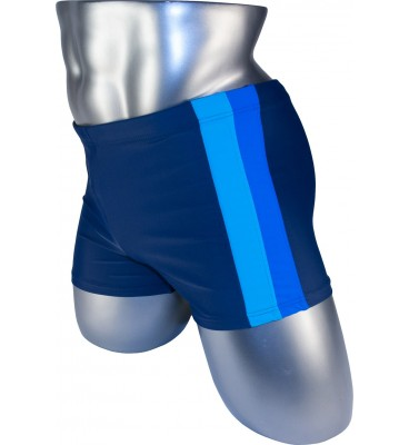 Мужские плавки 13-159 боксеры синий