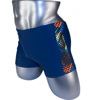 Мужские плавки 13-162 боксеры синий