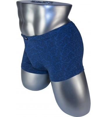 Мужские трусы 69104 боксеры ярко-синий